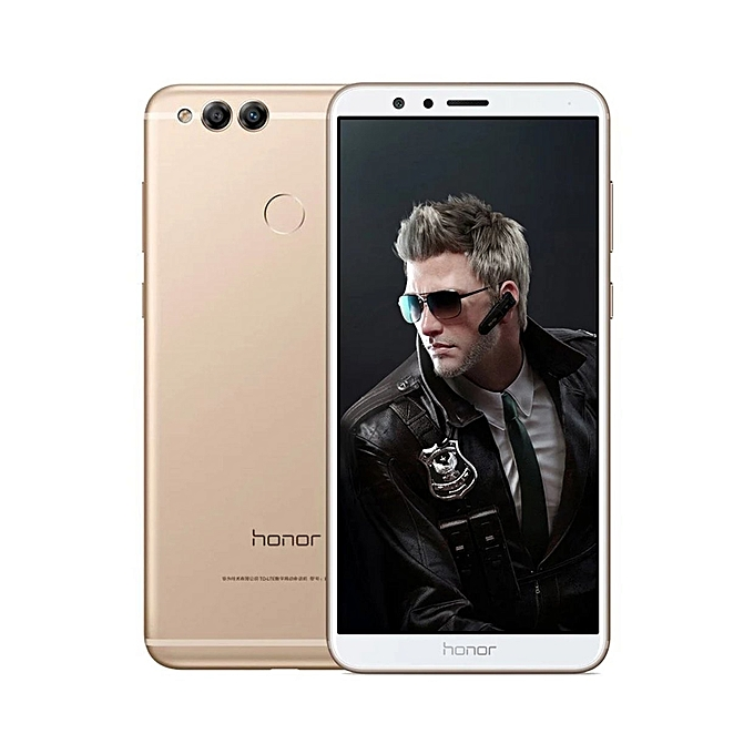 5 93Inch Huawei Honor 7X 4G Cellphone 4GB RAM 32GB ROM Face ID Android 7 0
