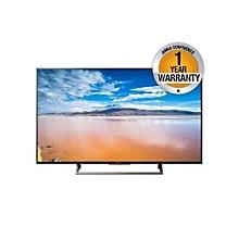 "49X8000F-  49"" - 4K UHD Android Smart Digital TV  - Black"