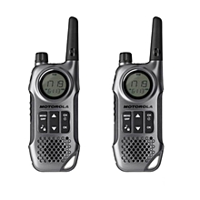 Motorola T8 Walkie Talkie Consumer Radio 2 Units