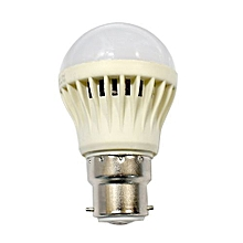 LED Bulb Energy Saving Bulb - White- 3W.