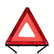 Reflective Warning Sign Foldable Triangle Car Hazard Breakdown EU Emergency UK