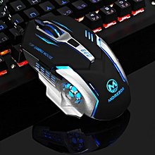 3200 DPI 6D Buttons LED Mechanical Wired Gaming Mouse For PC Laptop