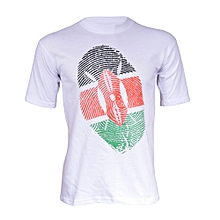 Kenyan Fingerprint T-shirt