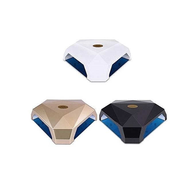 Buy Fashion 60W LED / UV Manicure Tool Dual Light Source Nail Gel ...