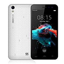 HT16 5.0 Inch Android 3G Smartphone Quad Core 1GB+8GB -WHITE