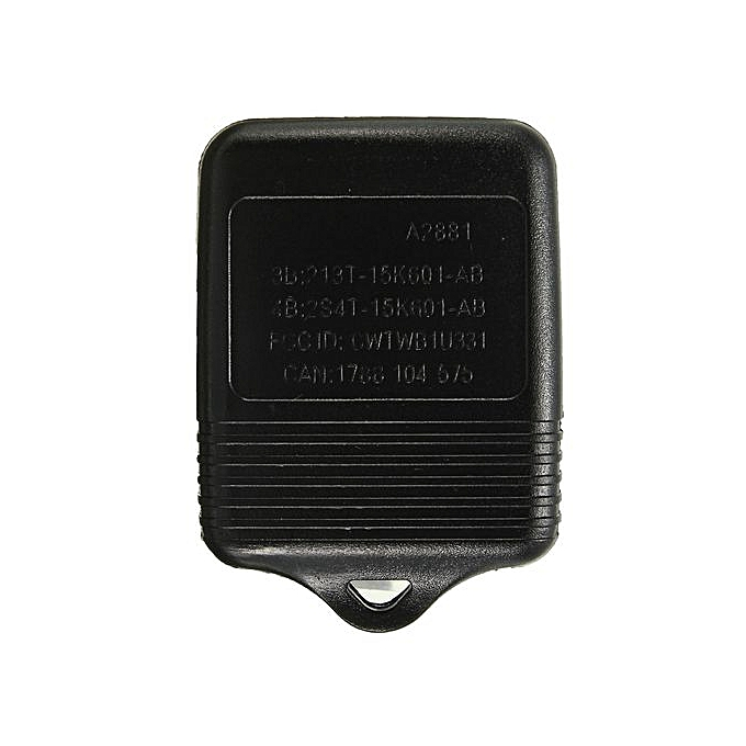 3BNT Remote Key Fob Clicker& Free Program Glow In Dark For Ford Mercury  Mazda