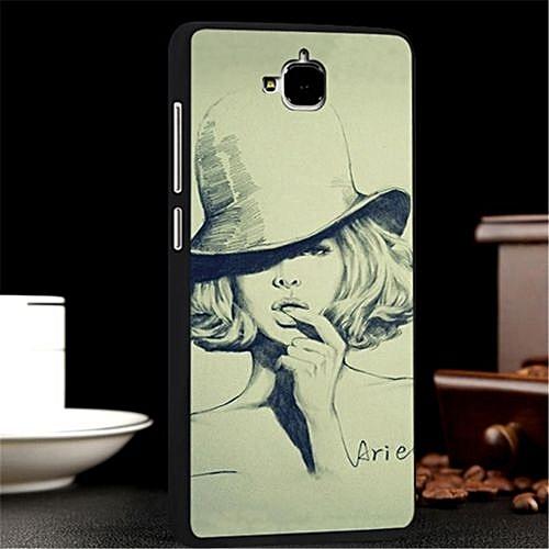 Cartoon soft silicon phone case for Huawei Enjoy 5/TIT-AL00 5 0