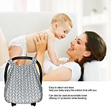 Multifuntional Sunshade Cover Mosquito Net For Baby Stroller Pram Pushchair