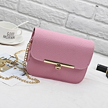 Hiamok Fashion Women Ladies Bags Crossbody Chain Messenger Shoulder Bag Handbag