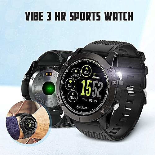 Zeblaze Zeblaze Vibe 3 Smartwatch Durability Waterproof Smart Watch