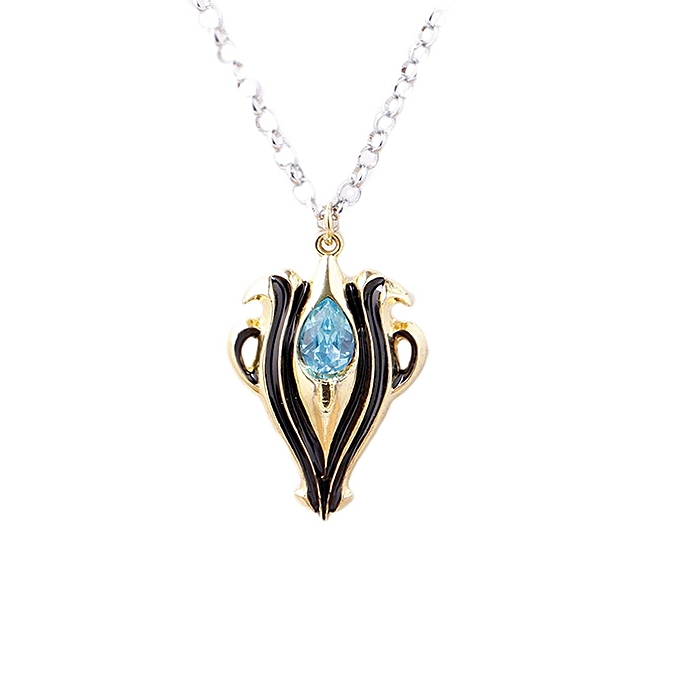 Anniversary sales buy fashion miniskirt jewelry fire emblem flame miniskirt jewelry fire emblem flame anima blue teardrop crystal pendant necklace aloadofball Gallery