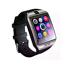 Smart Watch - Bluetooth and NFC Single SIM Phone with Camera - Silver