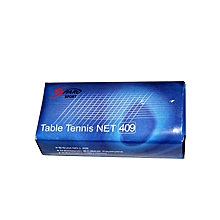Table Tennis Net - Blue