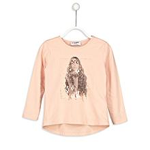 Pink Fashionable Standard T-Shirt