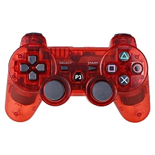 Clearance Sale!! Wireless Controller Bluetooth BT 3.0 Transparent For Sony PS3 Joystick Gamepads Gifts