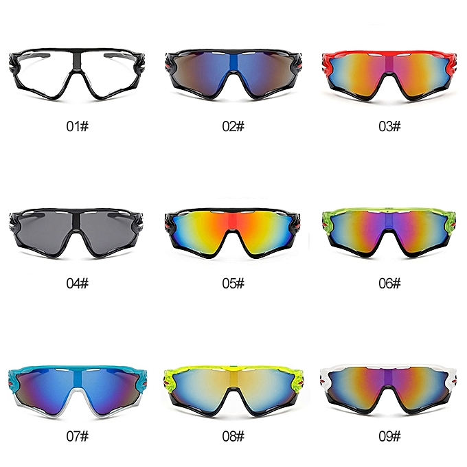 0b5c44a859b1 ... Outdoor Sports Sunglasses Eyewear Cycling Windproof Sandproof Polarized  Bicycle Goggle
