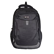 Laptop Bag / Urban Travel Laptop Backpack Bag - Black