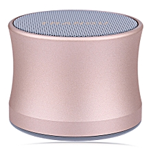 TRANGU KS - 01 Shock Sound Bluetooth Speaker TF Card Mode Music Stereo PLATINUM