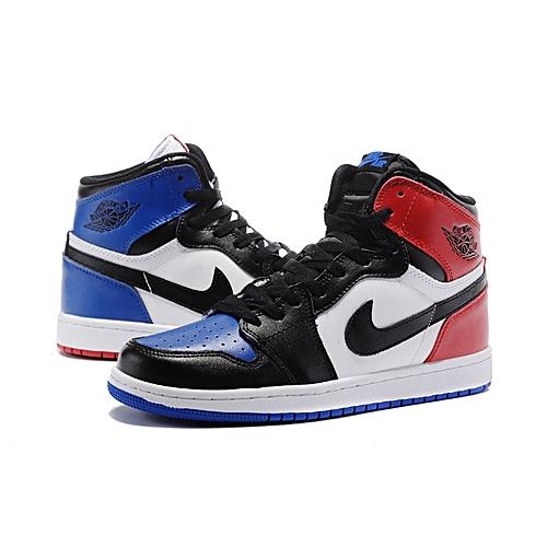 1326b3867519 Fashion NlKE AJ1 Men s Basketball Shoes 2018 Air Jordan 1 Sports Sneskers  Running Shoes