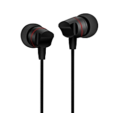Joyroom Heavy Bass Earphone 3D Stereo In ear Braided Wired Control Headphone with Mic