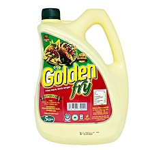 Pure Vegetable Cooking Oil, 5L