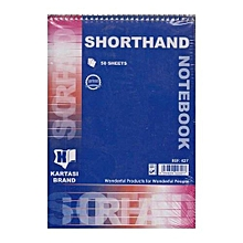 427 - Shorthand Note Book