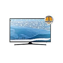 "KU7000 - 60"" - HD 4K Ultra Flat Smart TV - Black"