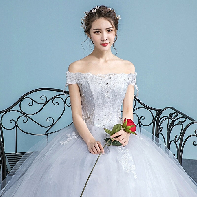 Buy Fashion Womens Wedding Dress At Best Price Online Jumia Kenya
