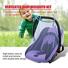 Ventilated Baby Mosquito Net Infant Carriage Stroller Car Seat Cover Protection Tent