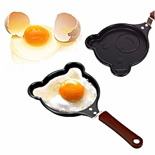 Cute Bear Non-stick Egg Frying Pan Egg Cooking Pan