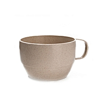 Coffee Mug Cafe Tea Milk Breakfast Cup-Beige