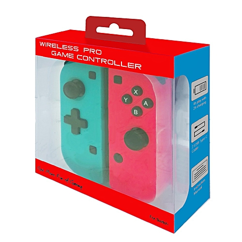 Wireless Bluetooth Gamepad Controller For Nintendo Switch Console Gamepad  Controller Joystick For Nintendo Switch Game Gamepad DNSHOP