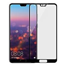 MOFI for Huawei P20 Pro 9H Surface Hardness 2.5D Edge Full Screen Tempered Glass Film Screen Protector(Black)