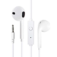 Superbass Earphones for iphone and android -White