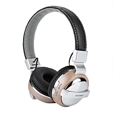 Wireless Headset Over Ear Headphone Bluetooth 4.1 Noise Cancelling Stereo Sound Earphones