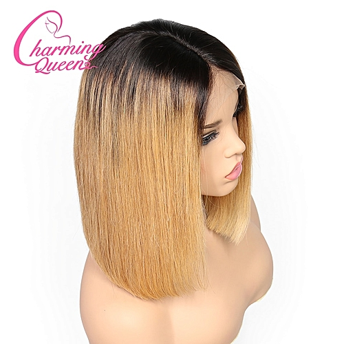 Hair Extensions & Wigs Lolly Brazilian Straight Wig 8 Short Human Hair Wigs For Black Women Natural Black 1b# Short Bob Wigs With Bangs Non Remy Making Things Convenient For Customers Full Machine Wigs