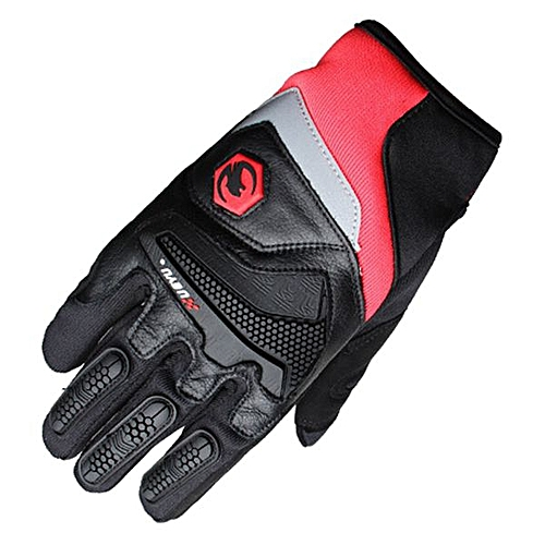9e9747a141b8 Generic Motorcycle Anti-skidding Anti Shock Gloves Racing Wear-resisting  For Four Seasons