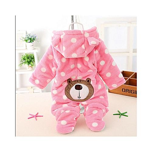 a5b5cca03235 Generic Baby Winter Jumpsuit   Romper   Best Price