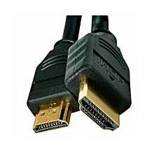 HDMI Cable - 1.8mtrs - Black
