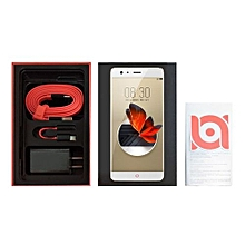 Nubia Mobilephone Z17 Double Camera Silhouette Photography Metal Integration-Red