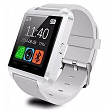 U8 Fashion Bluetooth Smart Watch - White