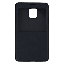 PU Leather Phone Case Flip Type Phone Cover Suitable For Samsung Galaxy Note4