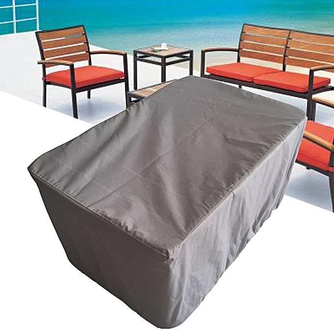 couverture housse de protection bache pour meuble de jardin etanche 200x160x94cm - Bache Jardin