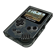Retro Game Console 32 Bit Portable Mini Handheld Game Players Built-in 40 For GBA Classic Games Best Gift For Kids Black