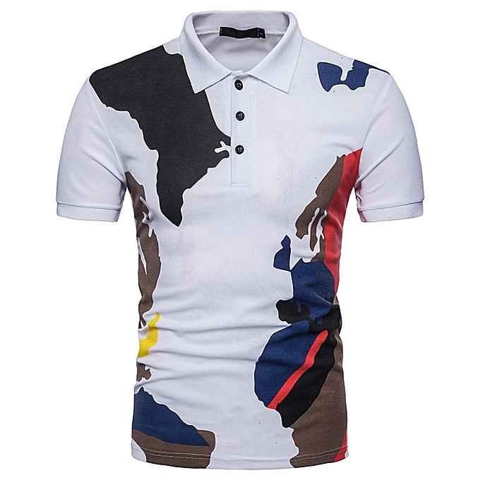 22420720 High Quality Tops&Tees Men's Tace Shark Polo Shirts fashion Style Summer  Striped Shark brand short sleeve