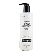 Sheer Oil Lotion - 250ml