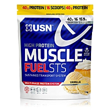 Muscle Fuel STS, 1kg (2.2 lbs) - Vanilla