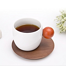 2Pcs Xiaomi Mihome Planet Cup Set with Cup Dish