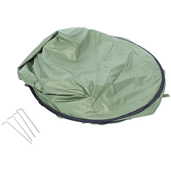Bath Tent For Dressing Toilet Model Tabernacle - Army Green