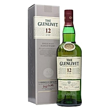 12 Year Old Scotch Whisky - 1L